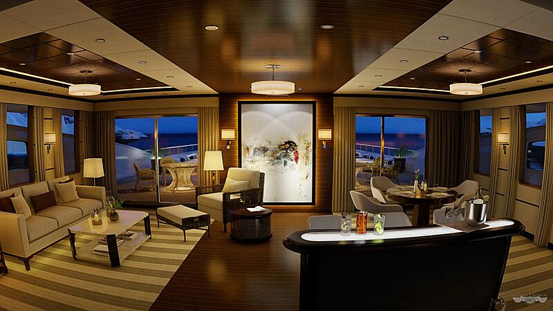 Augean concept interior design