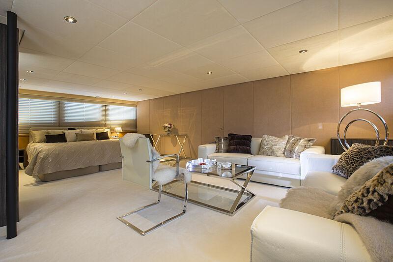 MQ2 yacht master stateroom