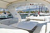 Stravaganza yacht flybridge