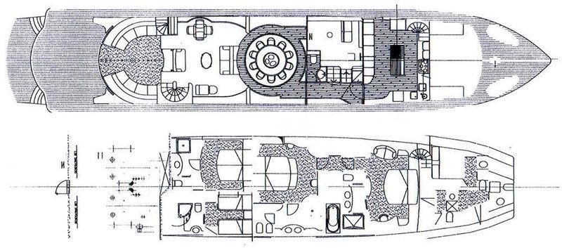 Gamayun layout