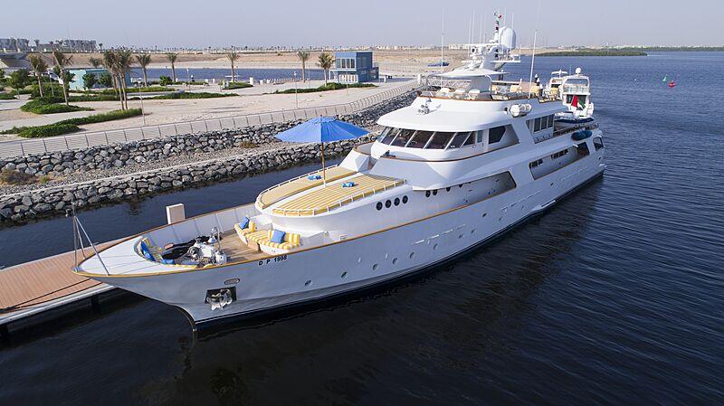 Nordic Star yacht in Dubai