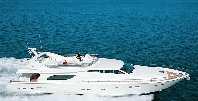 Lazy Days yacht cruising