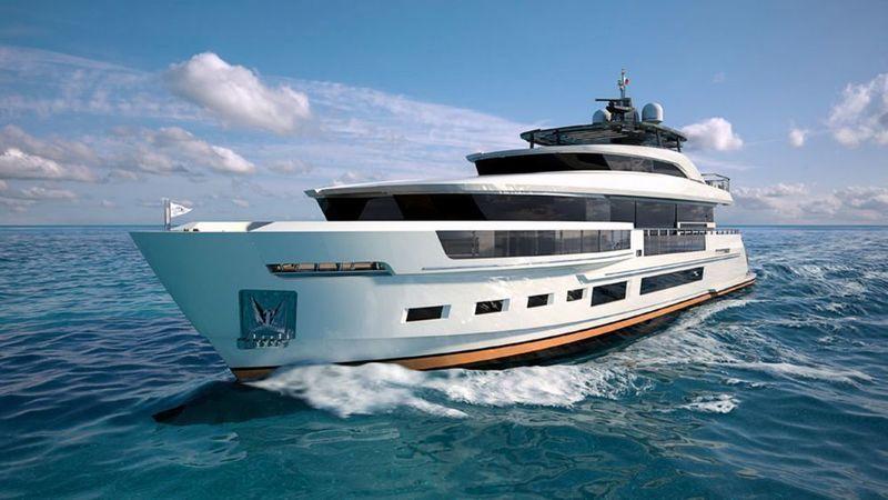 DOPAMINE yacht Heysea