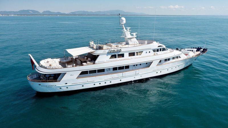 SIRAHMY yacht Benetti