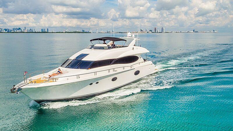 Living the Dream yacht cruising