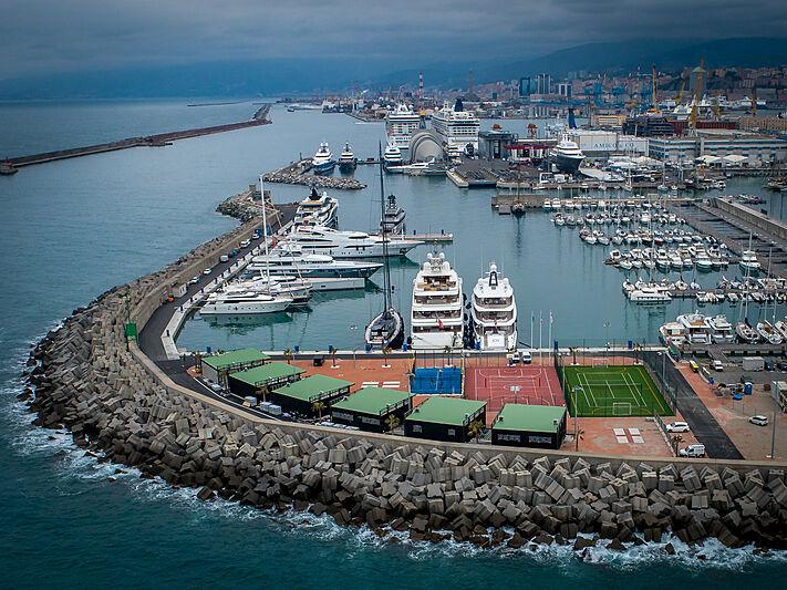 Waterfront Marina