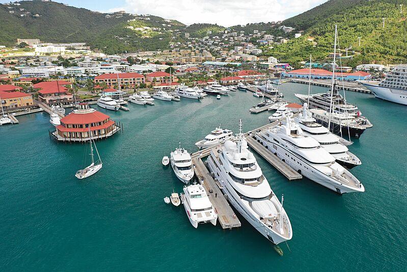 Caribbean Charter Yacht Show 2021