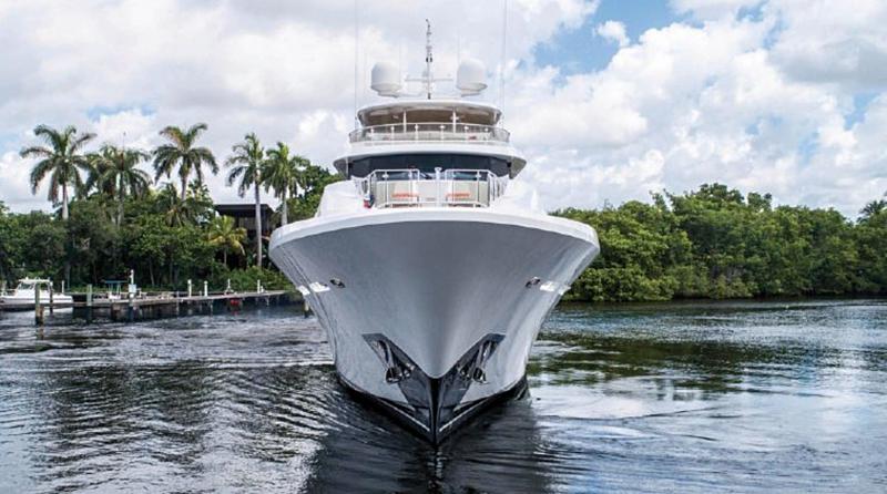 Release Me yacht cruising