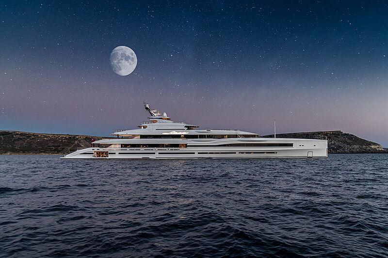 Lana yacht profile
