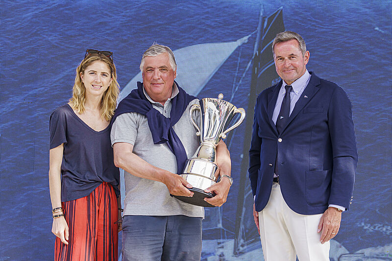 Loro Piana Superyacht Regatta 202