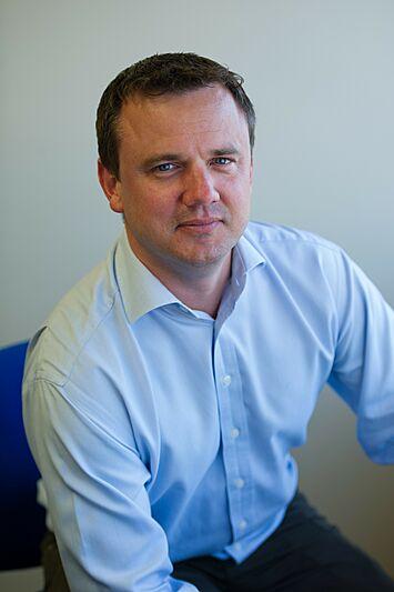 Chris Warde Yacht Manager Peninsula