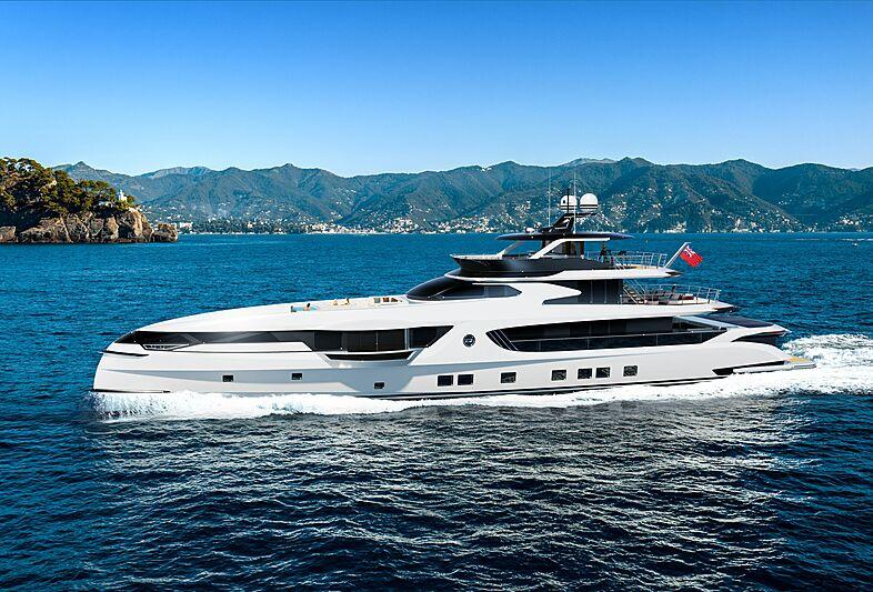 Dynamiq GTT 165 yacht