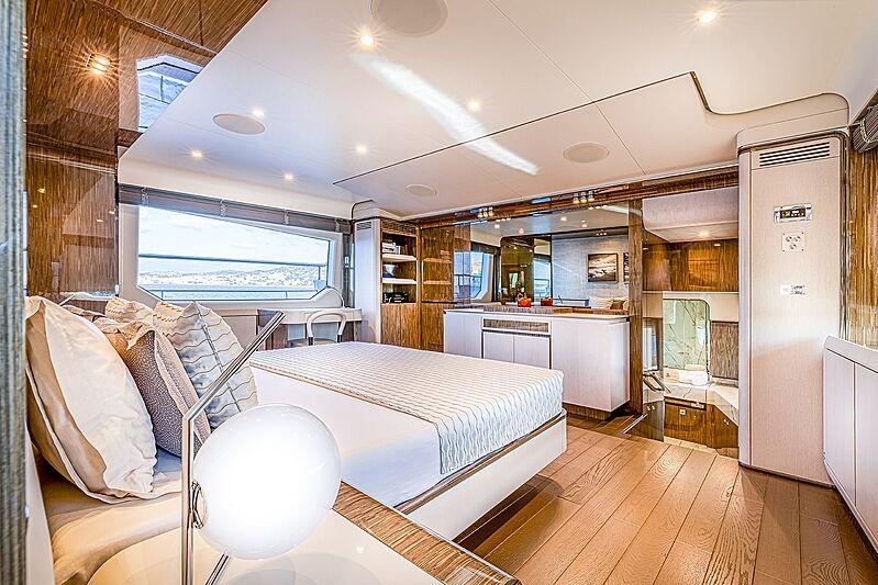 Good year yacht stateroom