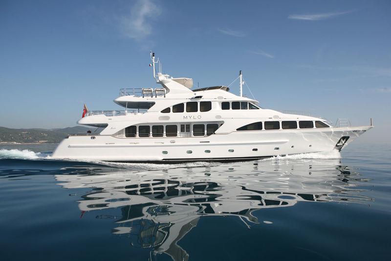 FRISH yacht Benetti