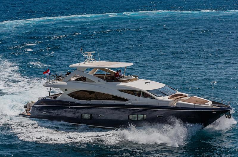 The Best Way yacht cruising