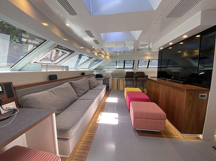 Two Oceans 850E Power Catamaran