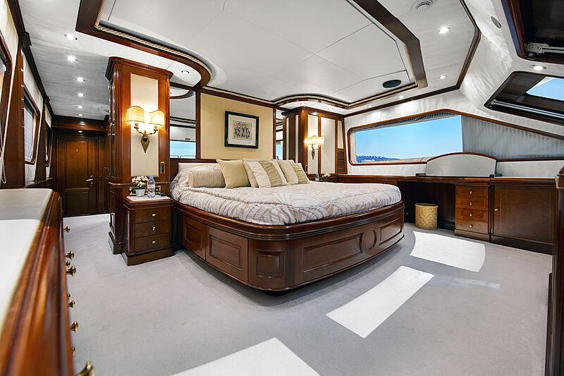 New Star yacht stateroom