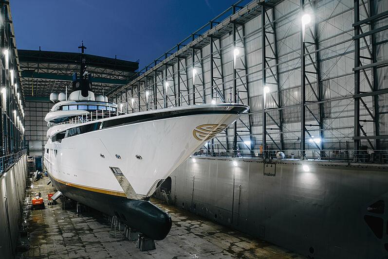 Project Enzo yacht by Lürssen