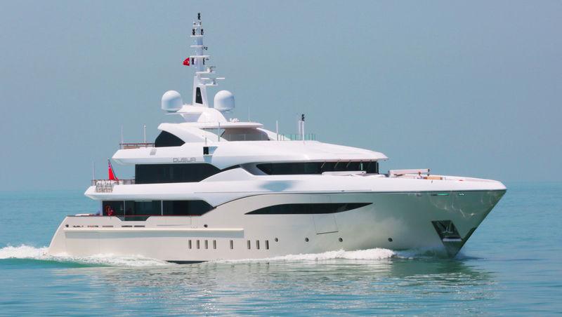 DUSUR yacht Bilgin Yachts