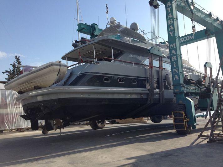 APRIL yacht Bilgin Yachts