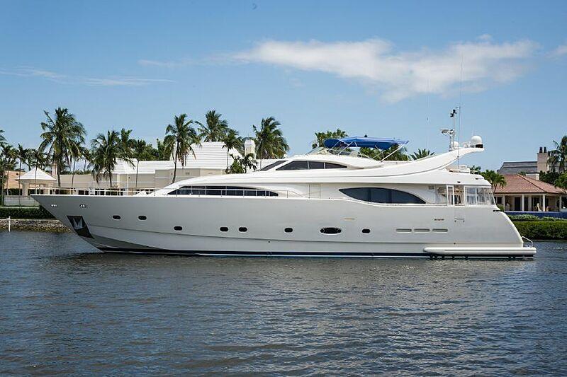 Tomorrow We Ride yacht profile