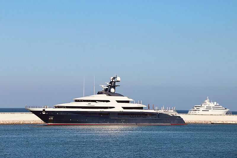 Tranquility yacht in Antibes