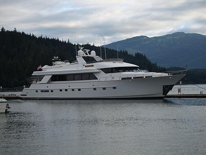 Audra Anne yacht in Juneau