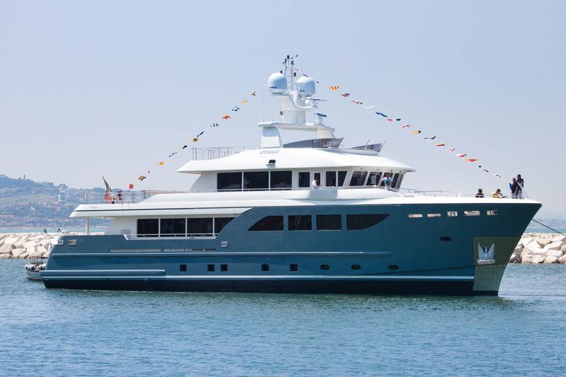 STORM yacht CdM