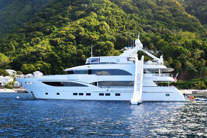 KING BABY yacht IAG