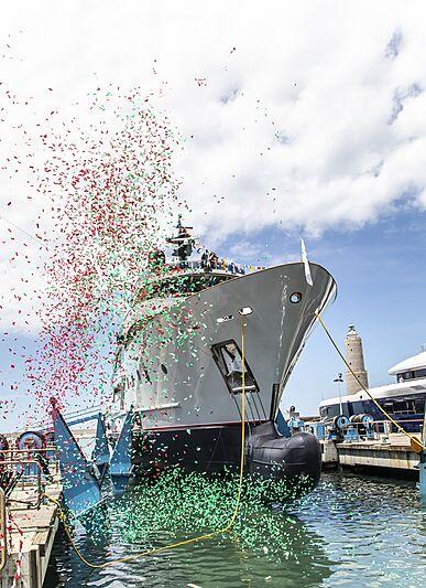 Masquenada yacht relaunch