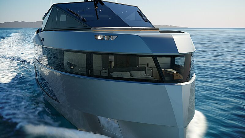 Wally WHY 200 yacht exterior design