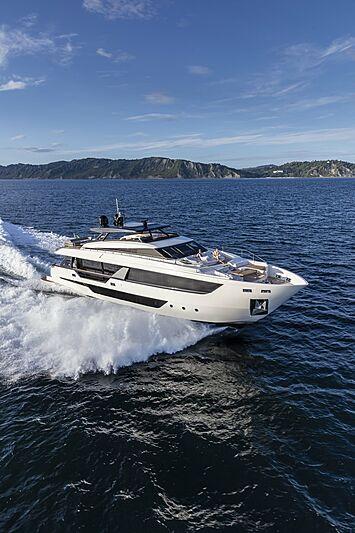 Epic yacht cruising