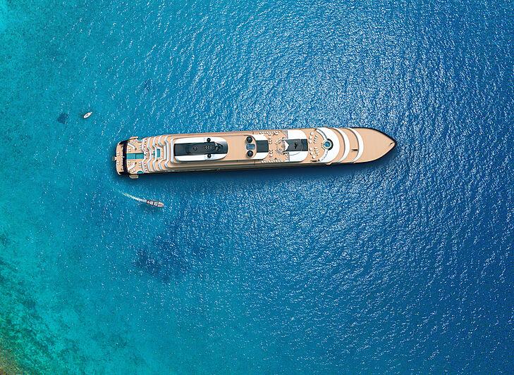 Evrima cruise ship render