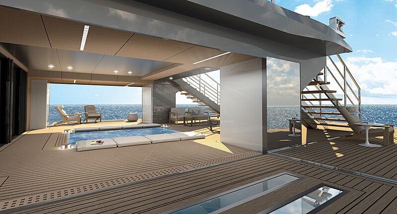 MSS 44M yacht interior design