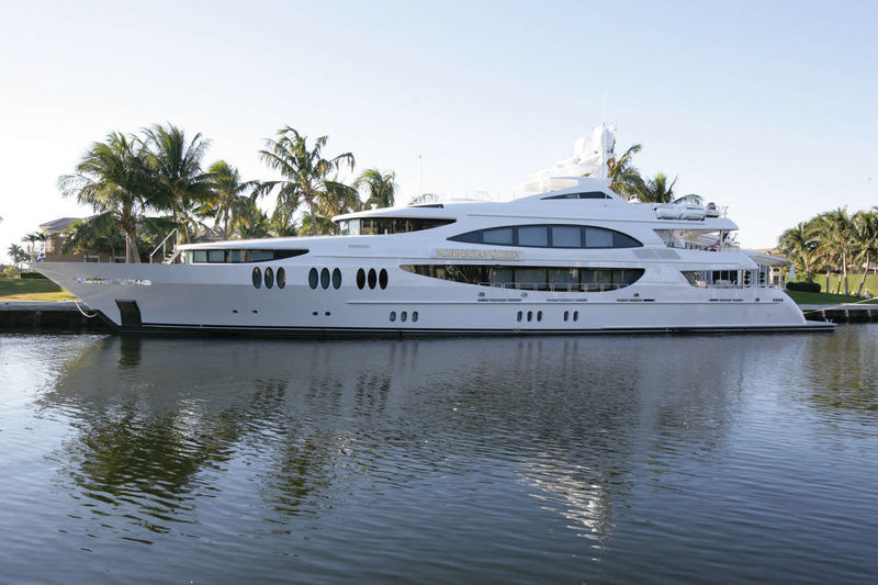 Norwegian Queen by Trinity Yachts