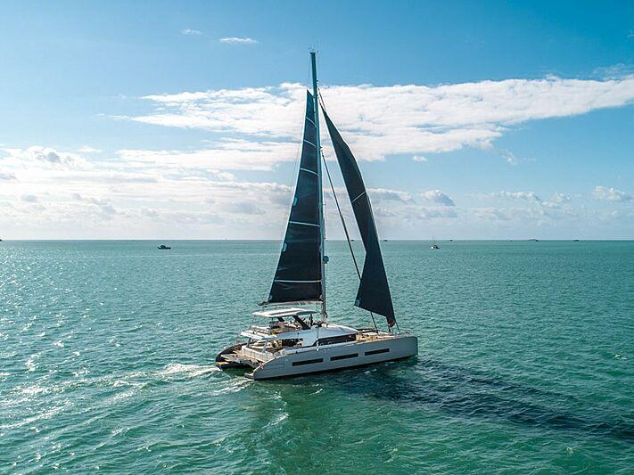 Olivia RB yacht sailing