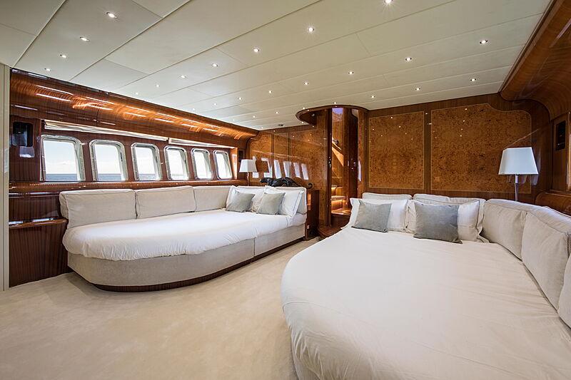Cita yacht stateroom