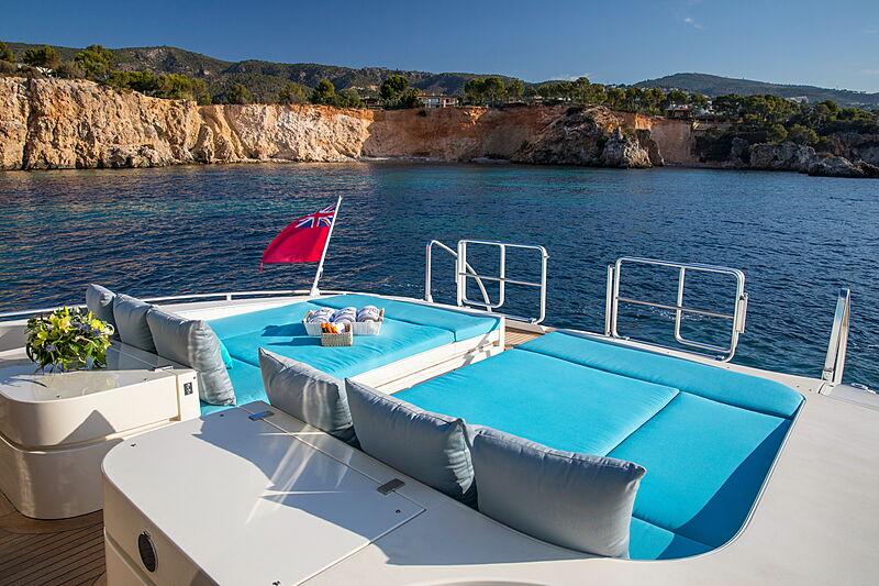 Cita yacht deck