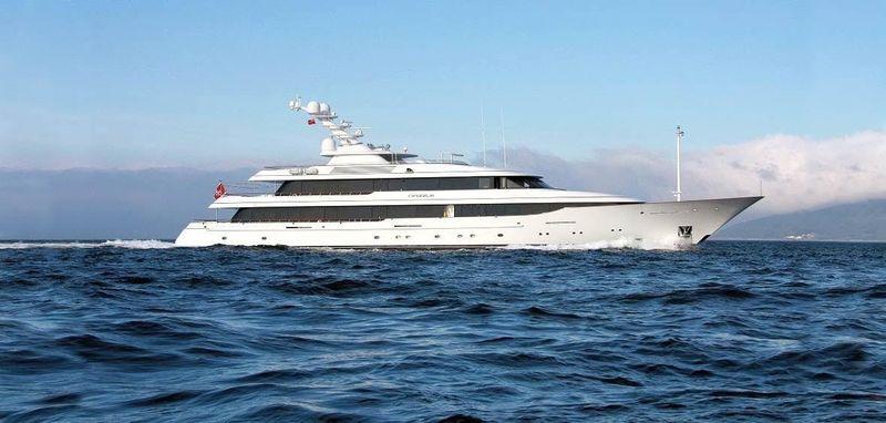 55m Feadship superyacht Madsummer