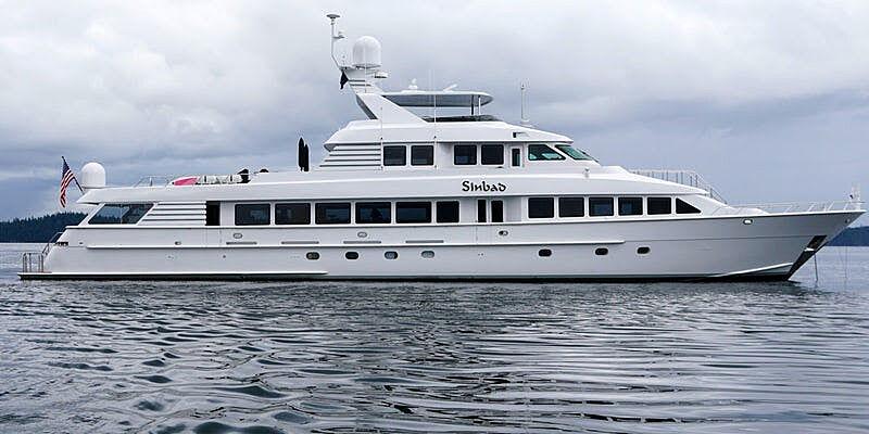 Sinbad yacht profile