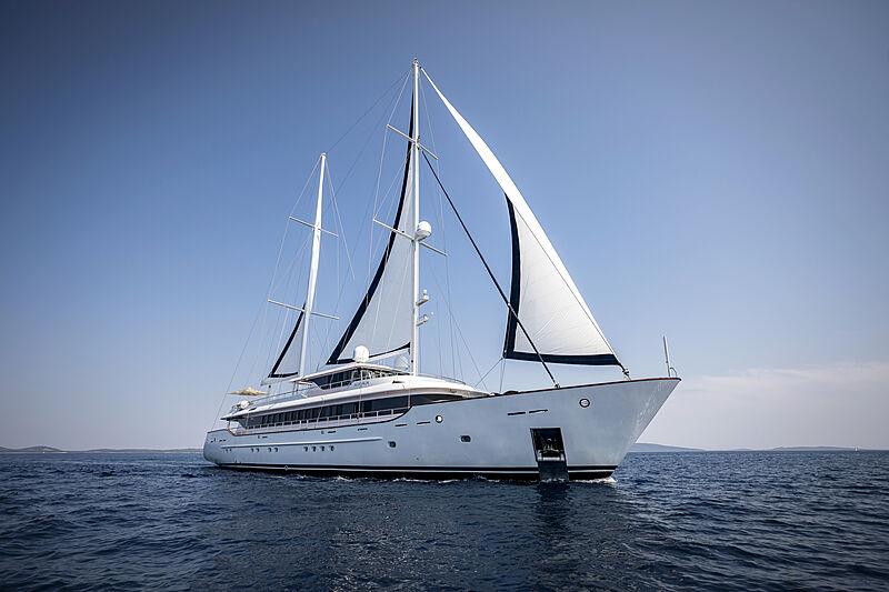 Aiaxaia yacht profile