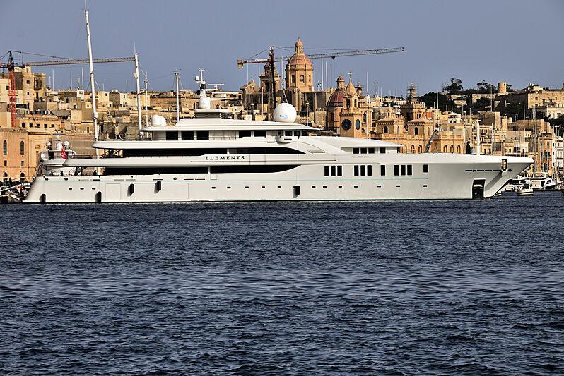 Elements yacht by Yachtley in Malta