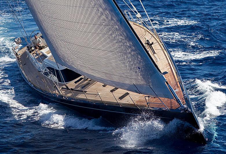 Nilaya yacht sailing