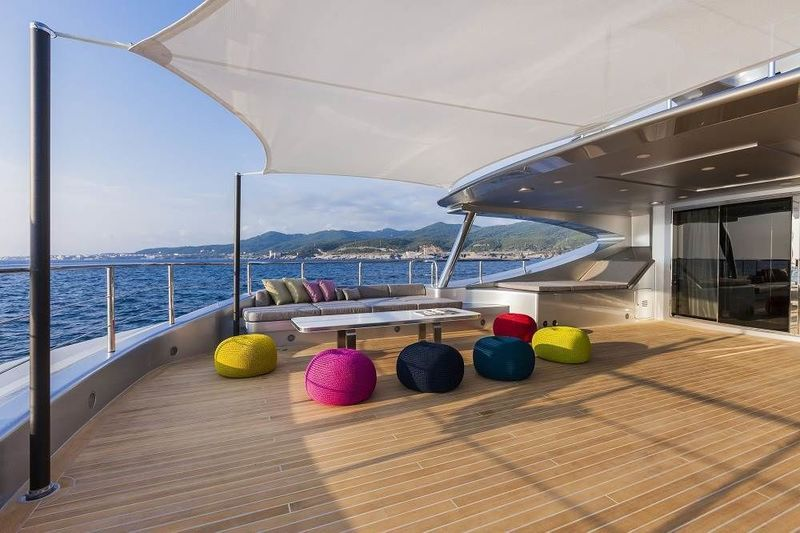 Panthera upper deck