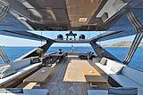 Benik yacht sundeck