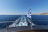 Benik yacht deck