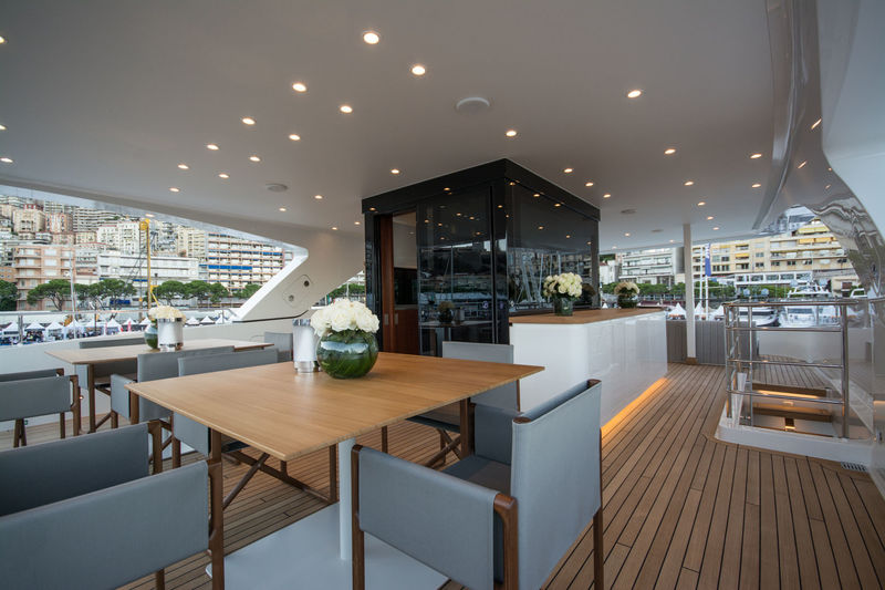 Moka sky deck