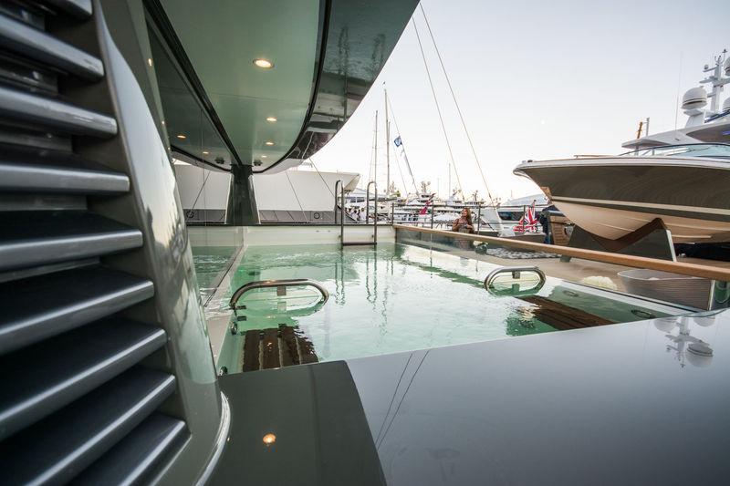 Moka swimming pool