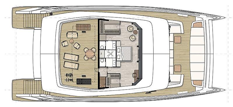 Sunreef catamaran concept
