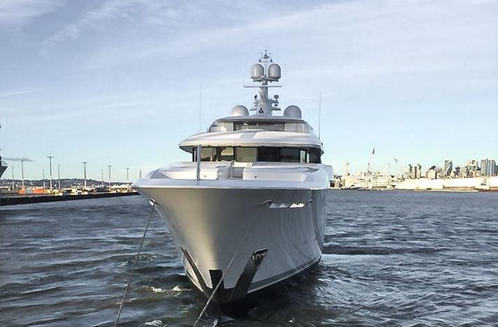 Delta Marine 63M Motor Yacht